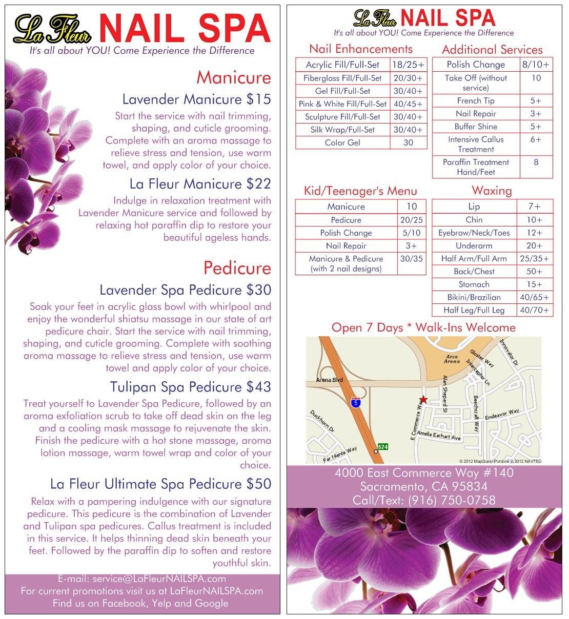 La Fleur Salon And Spa